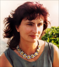 Irina Angelova Portrait